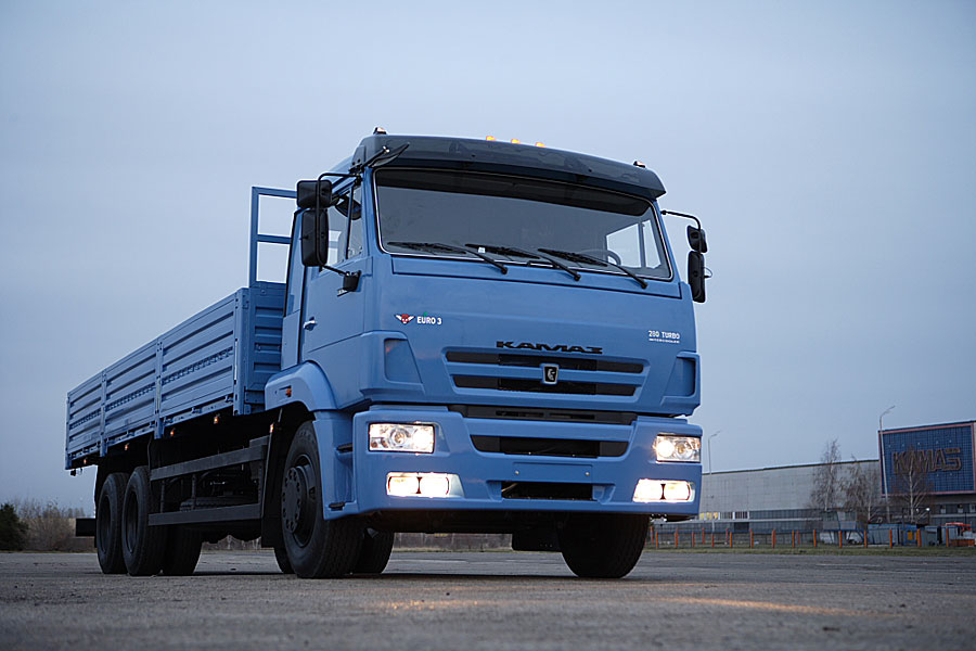 KAMAZ confirms its quality