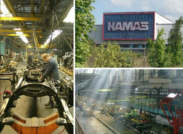 About KAMAZ Export
