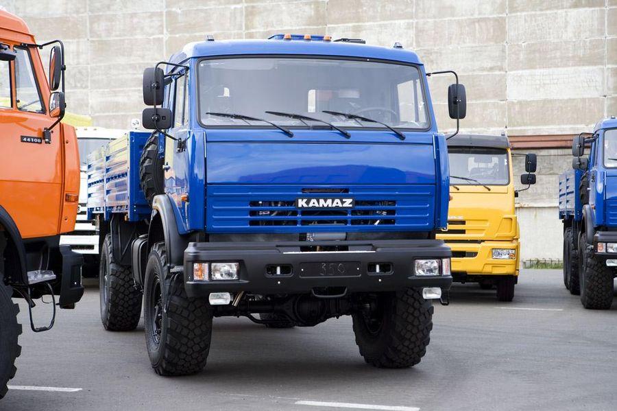 KAMAZ 4326 4x4