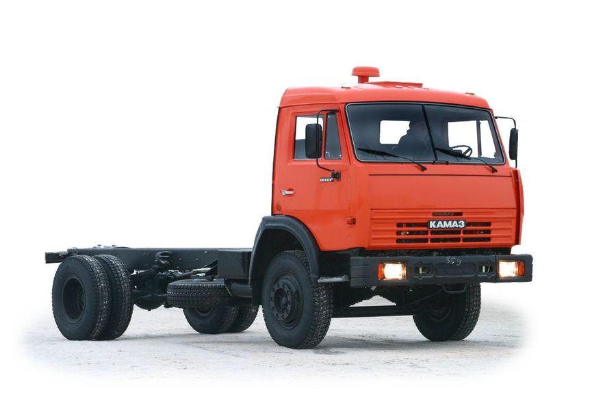KAMAZ 43253 4X2 GVW 15500KG