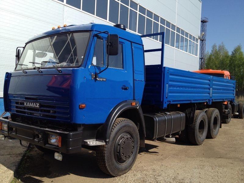 KAMAZ-53215 6X4 GVW 19650 KG