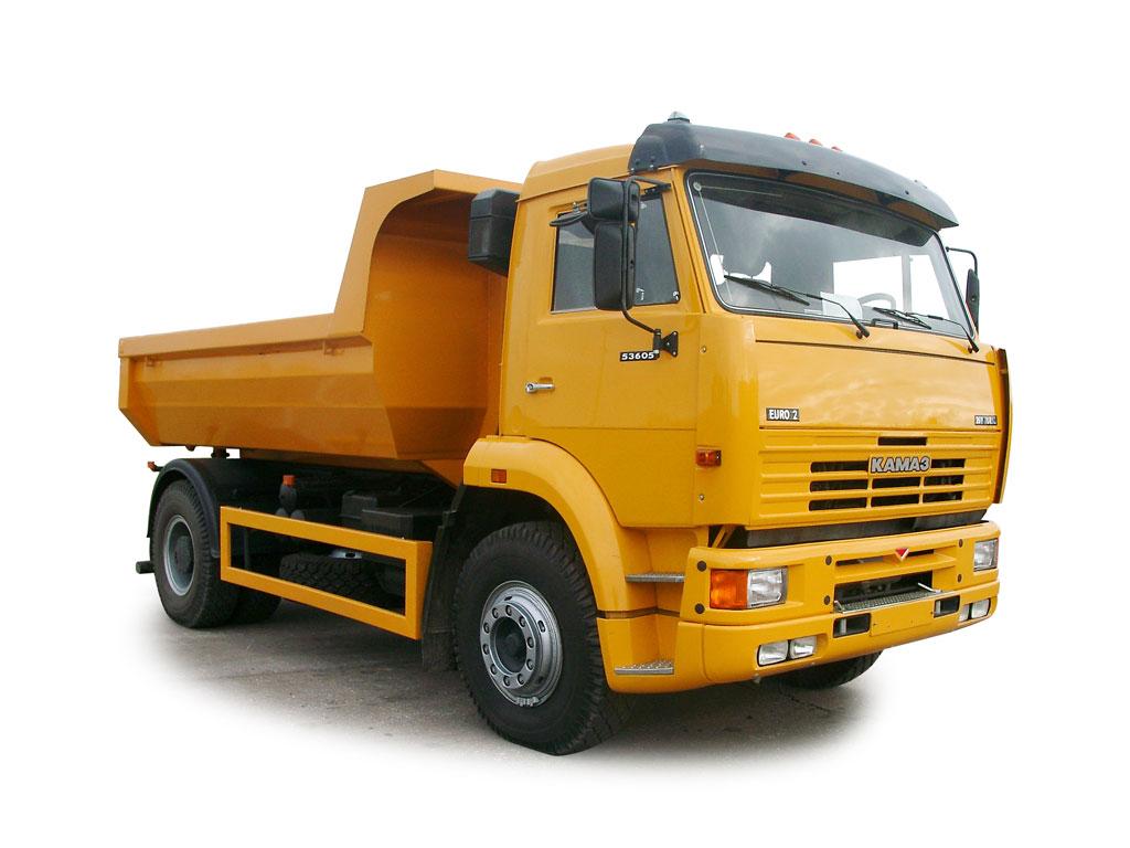 KAMAZ-53605 4X2 GVW 16400 KG