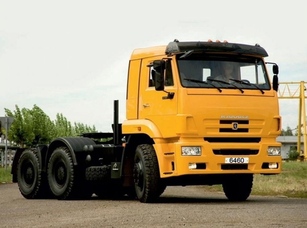Buy truck KAMAZ-6460 6X4 GCW 62000 KG, TRACTOR TRUCK (PRIME MOVER)