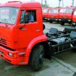 KAMAZ 6520 6X4 GVW 33100 KG