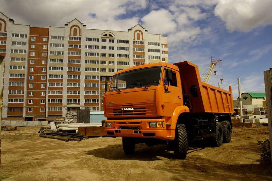 KAMAZ-6522 6X6 GVW 34000 KG