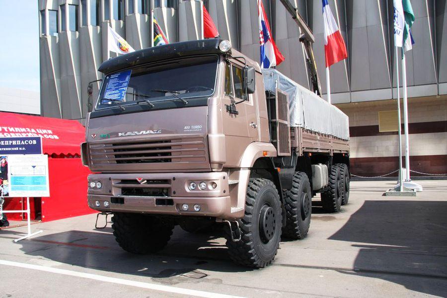 KAMAZ 6560 8x8