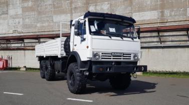 KAMAZ-43118 (6x6) LHD  Available Stock – UAE, 12 units