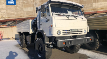 KAMAZ-4326 (4x4) LHD - Available Stock – Plant, Russia, 16 units